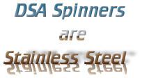 DSA Spinners at www.3DWindSpinners.com